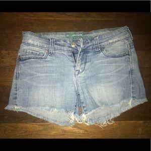 Delia's denim shorts